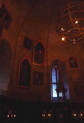 ダンブルドア校長の部屋