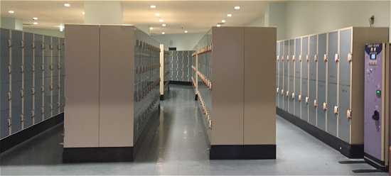 USJ大きいサイズのコインロッカー