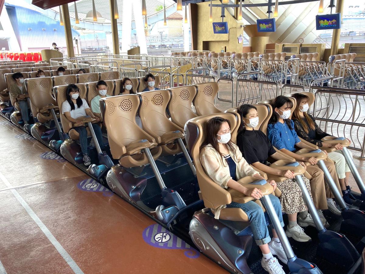USJコロナ対策まとめ。アトラクション・ショーの体験方法は? 大阪コロナ追跡システム登録方法