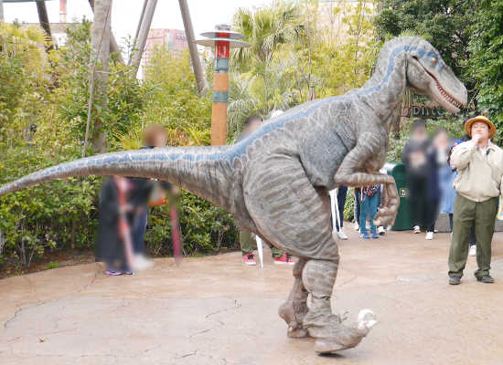 マイフレンドダイナソー 恐竜