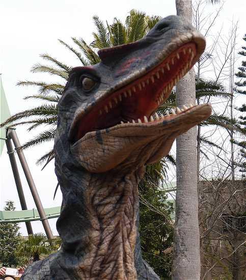 ラプトル 肉食恐竜
