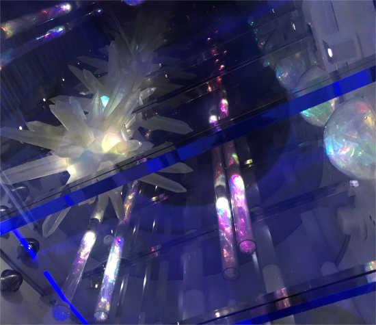 FFXRライド2018 ガラス張り クリスタル