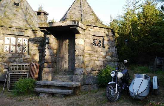 ハグリットの小屋