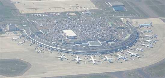 新千歳空港から大阪伊丹空港・関西空港