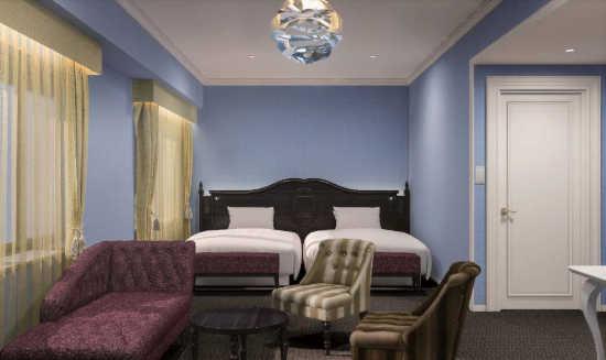 リーベルホテル客室