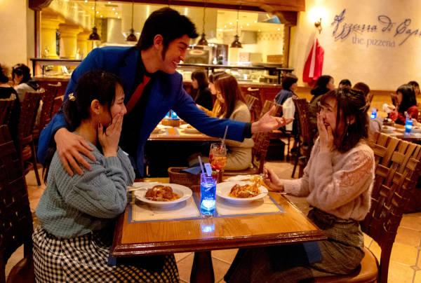 ルパン三世レストラン 先行体験談