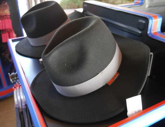 次元大介の帽子
