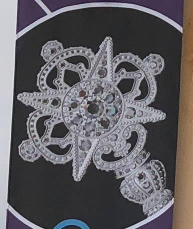 ルパン ダイヤモンド装飾のカギ