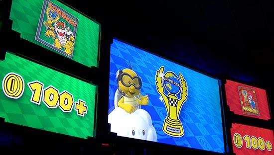 チームマリオ勝利、チームクッパ勝利