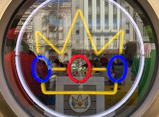 ピーチ姫の王冠