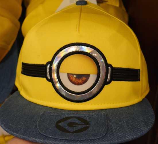ミニオン帽子