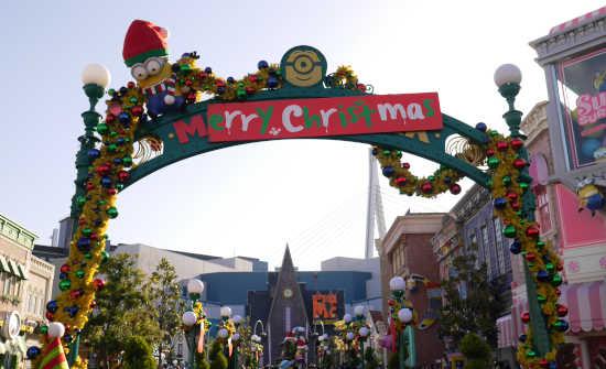 ミニオンイエロークリスマス