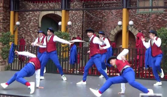 ナイトダンスクルー