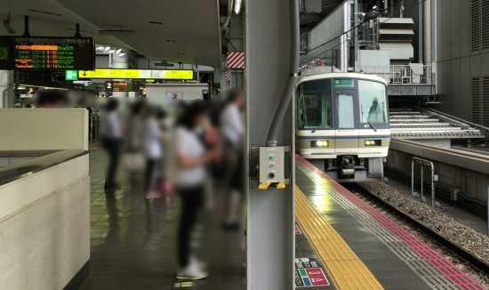 大阪駅からユニバへの行き方・大阪駅乗り換え