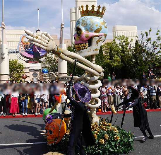 ハロウィンパレード フェスタデパレード