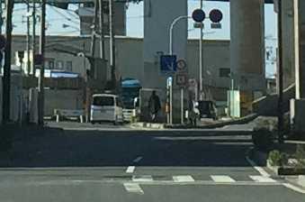 USJ臨時駐車場への行き方