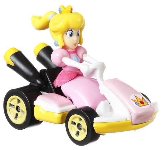 ピーチ姫 マリオカート