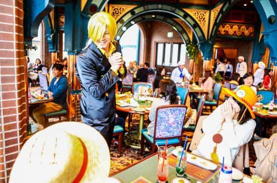 サンジのレストラン2019