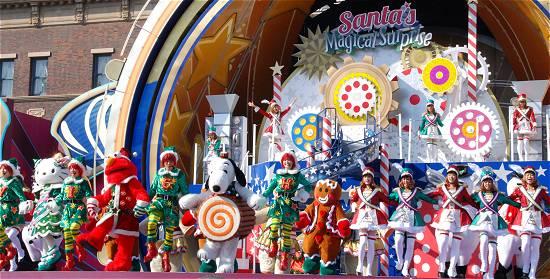 サンタのマジカルサプライズ