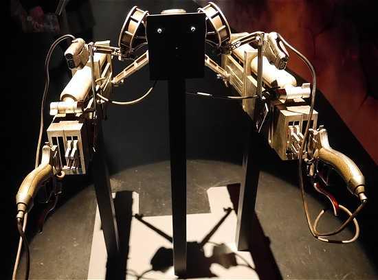 進撃の巨人 立体機動装置グッズ