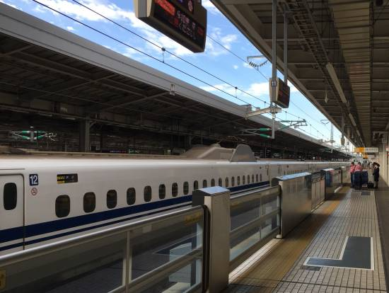 USJ名古屋新幹線