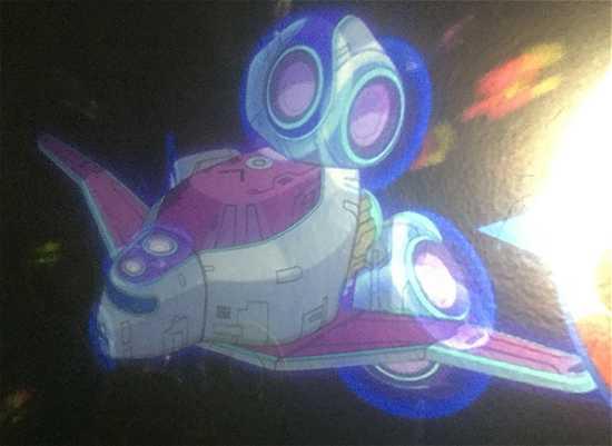 スペファン ドリカム 宇宙船ライド
