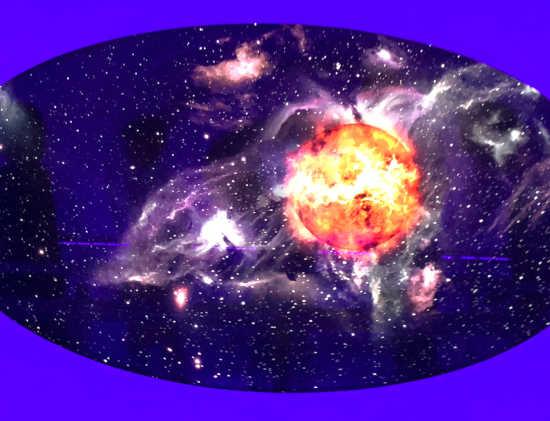 スペースファンタジーザライド 銀河系