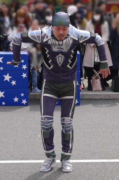 ロボットダンサー