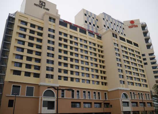 USJ一番新しいホテル