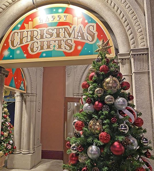 USJクリスマスツリー2020
