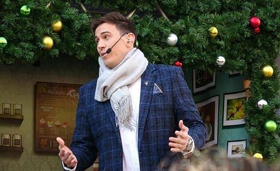 ニューヨーククリスマスウィッシュ 彼氏