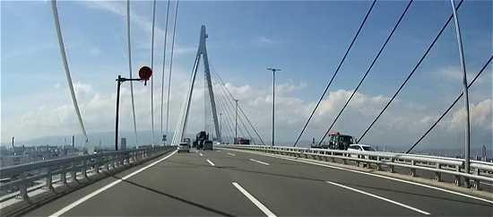 阪神高速 5号湾岸線